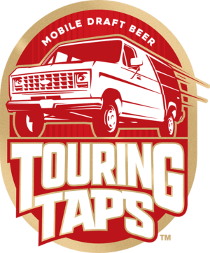 Touring Taps Mobile Draft Beer Logo