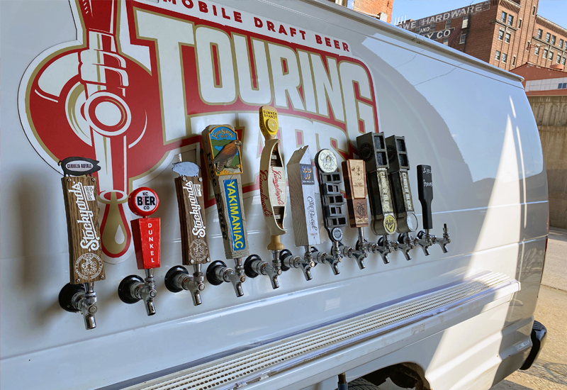 Touring Taps Private Parties